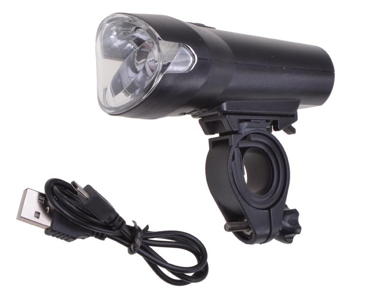 LED-Frontlicht Akku 40 LUX