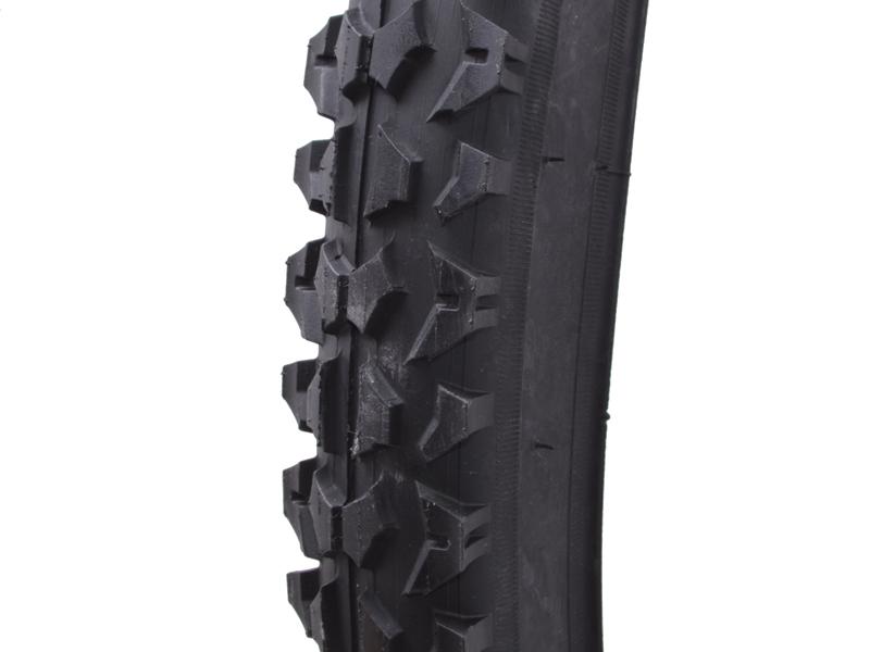 Fahrraddecke 26x2,125 MTB  Stollenprofil schwarz