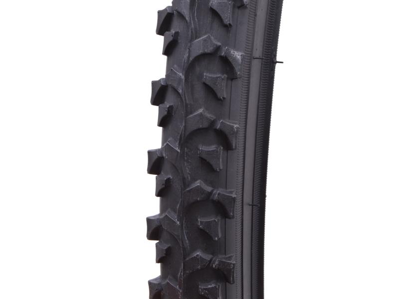 Fahrraddecke 26x1,75 Standard schwarz