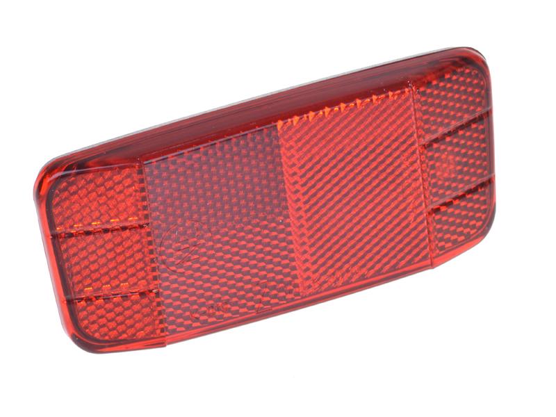 Heckreflektor Gepäckträger
