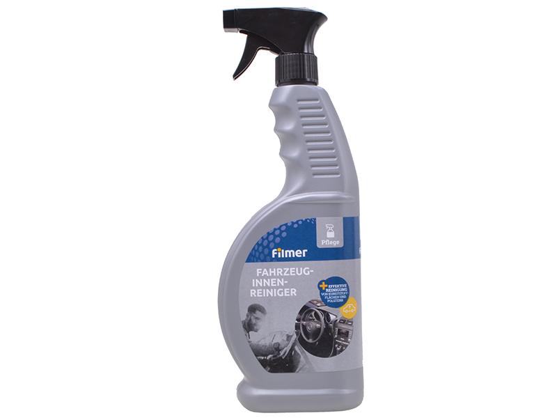 Fahrzeug-Innenreiniger 650 ml in Pump-Sprühflasche