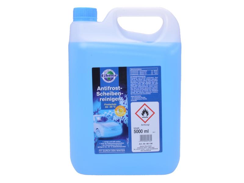 Antifrost-Scheibenreiniger -30°C 5 Liter Begr. Menge gem. Ka
