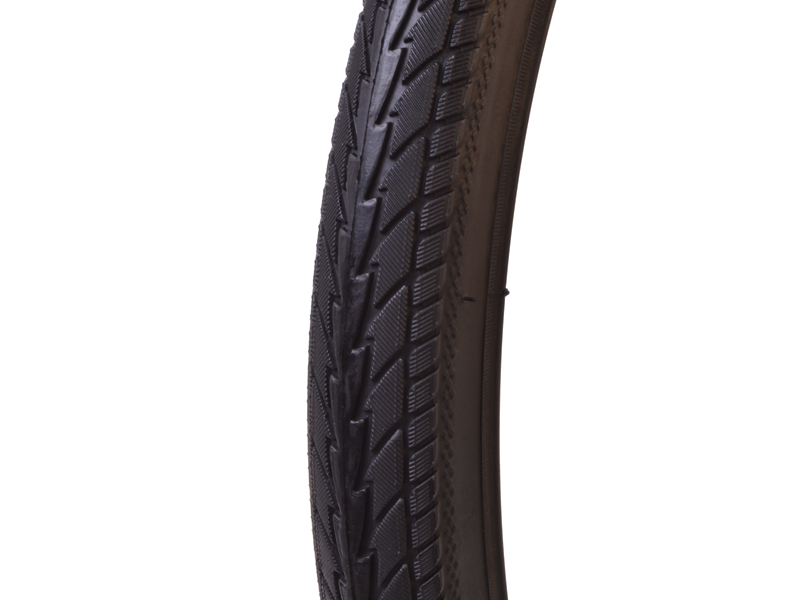 Fahrraddecke P 24x1,75 Standard schwarz