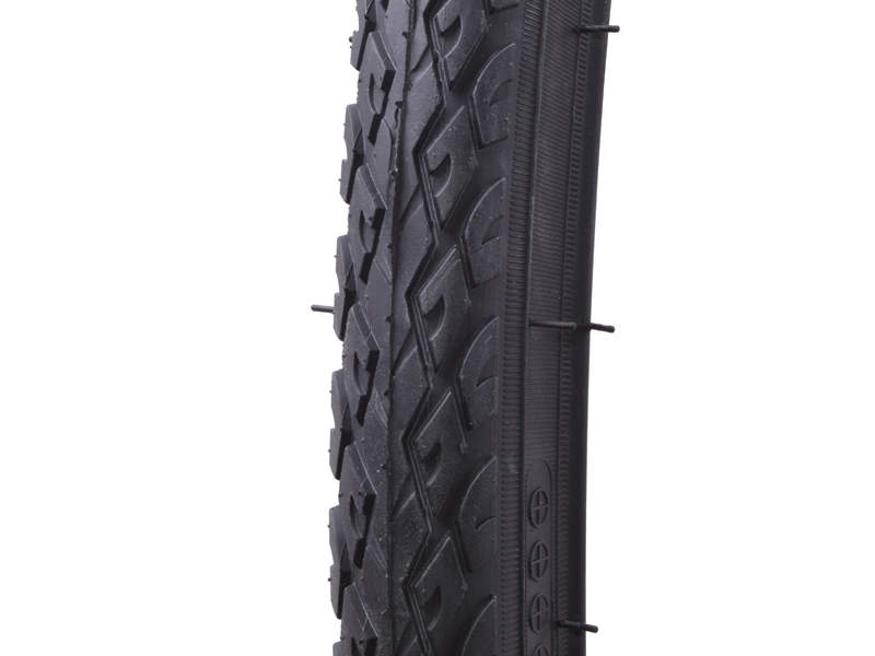 Fahrraddecke 28x1 5/8x1 3/8 Standard schwarz