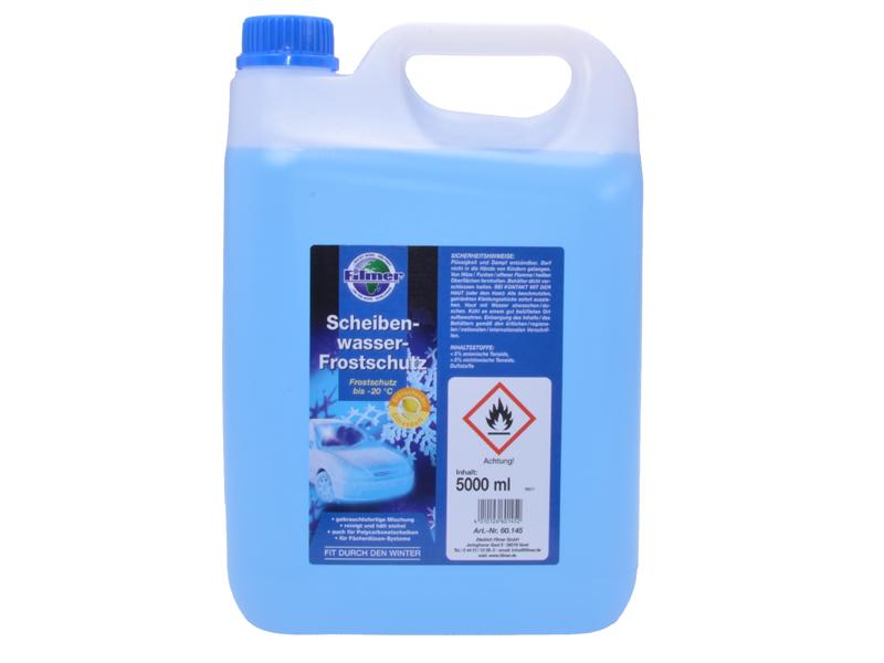 Frostschutz -20° 5 Liter citrus Begr. Menge gem. Kap. 3.4
