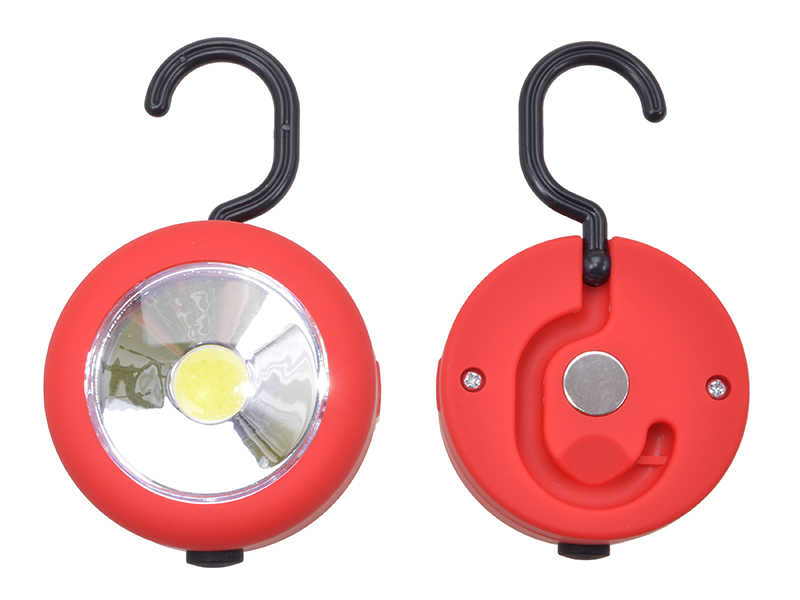 COB LED Leuchte rund