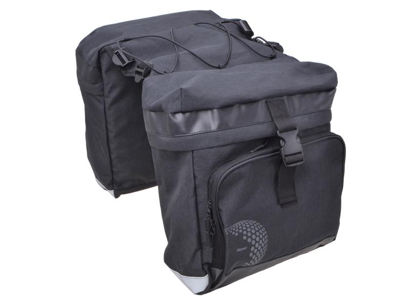 Doppeltasche Travel für Gepäckträger