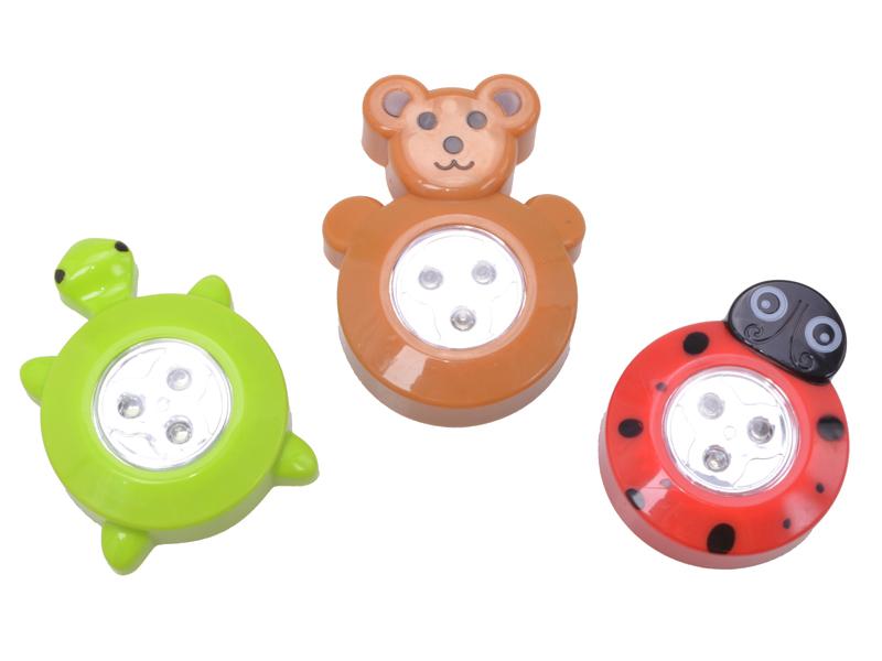 LED-Drucklicht Tierform