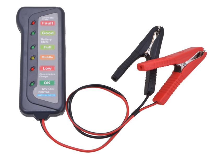 KFZ-Batterietester 12 V