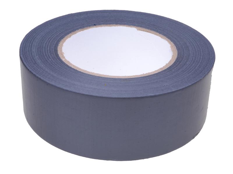 Gewebe- und Reparatur-Textilklebeband schwarz