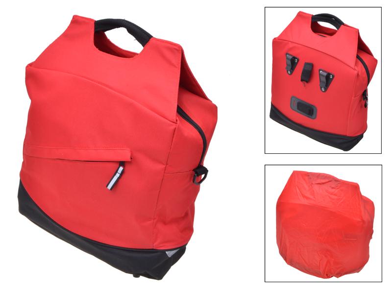 Shopper Tasche Style rot