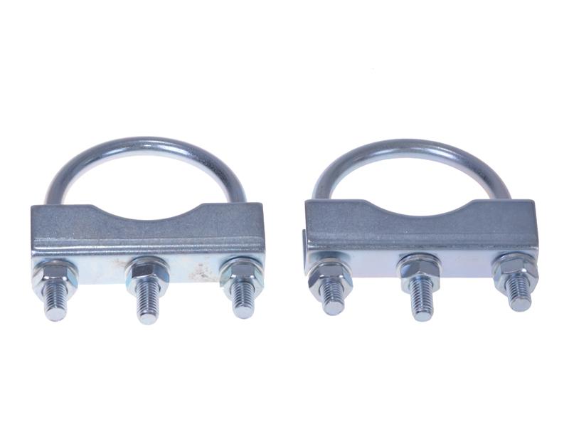 U-Bügel für Stützradhalter 2 Stück