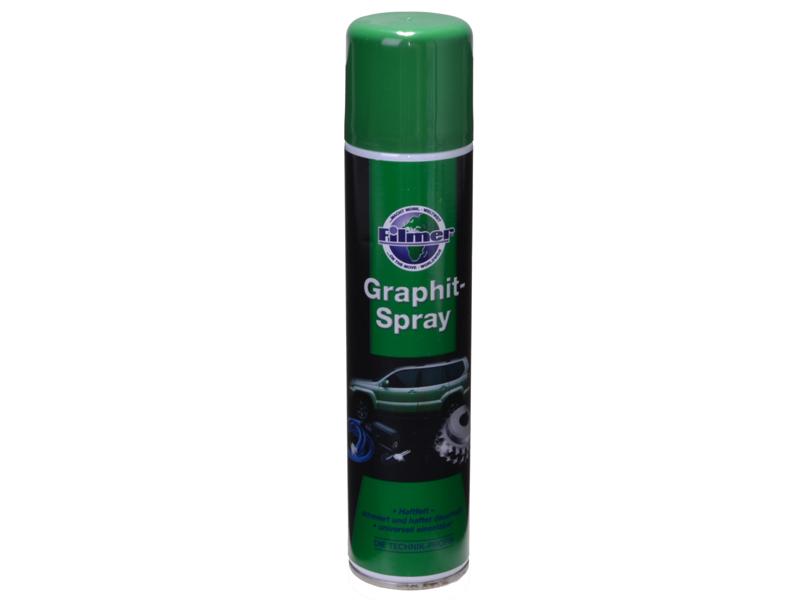 Graphit-Spray 300 ml Begr. Menge gem. Kap. 3.4