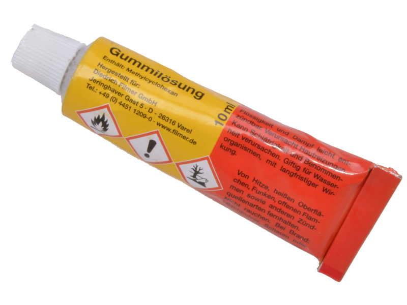Gummilösung Quick 10 ml