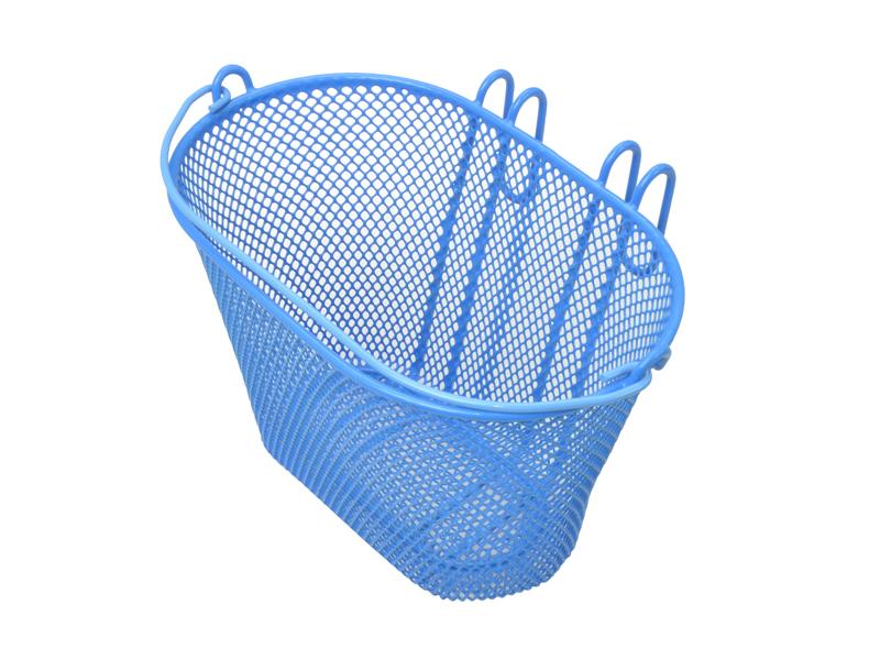 Lenkerkorb für Kinder blau