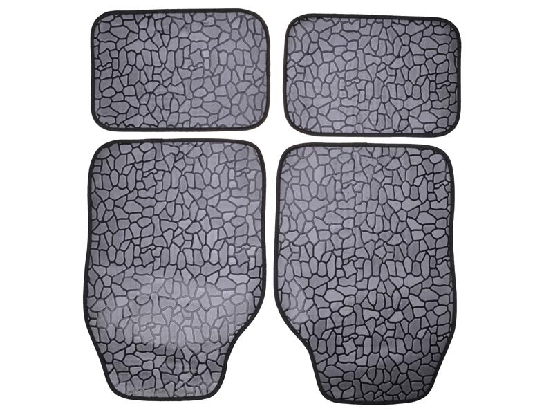 Fussmatten-Set Stone 4-tlg.