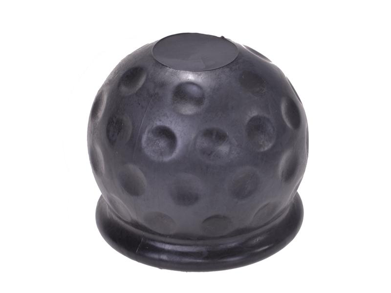 Abdeckkappe für Anhängerkupplung Golfballdesign